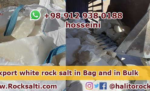 wholesale Iran rock salt