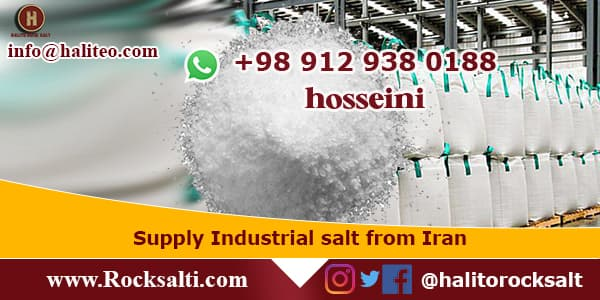 industrial salt production