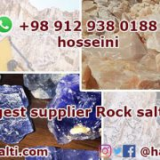rock salt for export