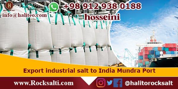 rock salt supplier
