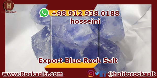 Buy blue rock salt