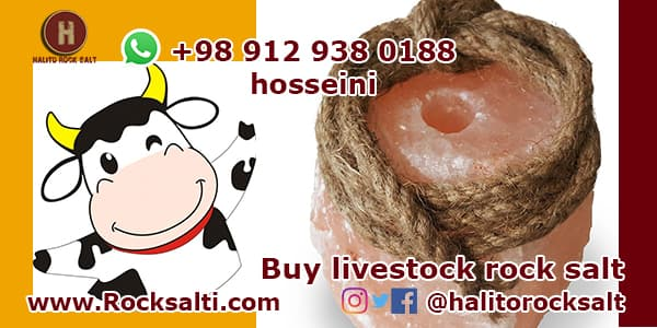 Buy livestock rock salt