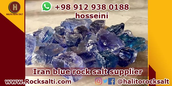 Buy blue salt