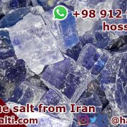 blue salt in Iran