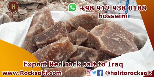 Export salt to Iraq