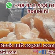 rock salt export company