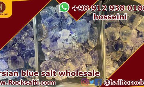 blue rock salt