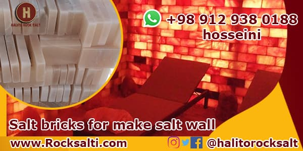 Salt bricks wholesale