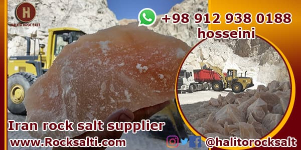 rock salt in Iran